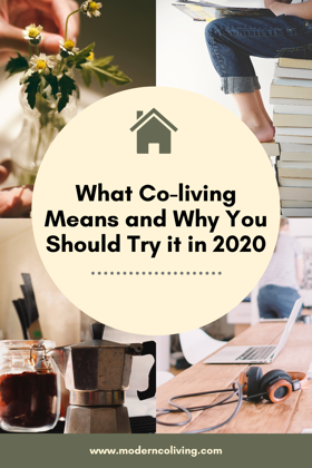 what is coliving and why is it popular