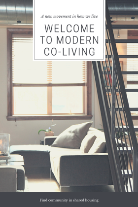 coliving homes and roommates