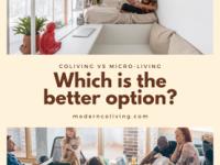 co-living - better than micro-living?