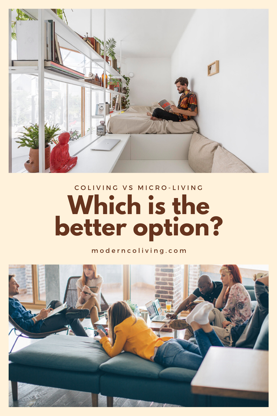 co-living - better than micro-living?