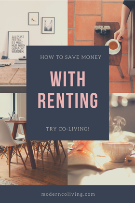 how to save money renting